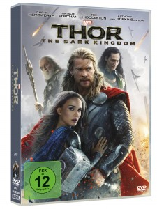Thor - The Dark Kingdom_DVD