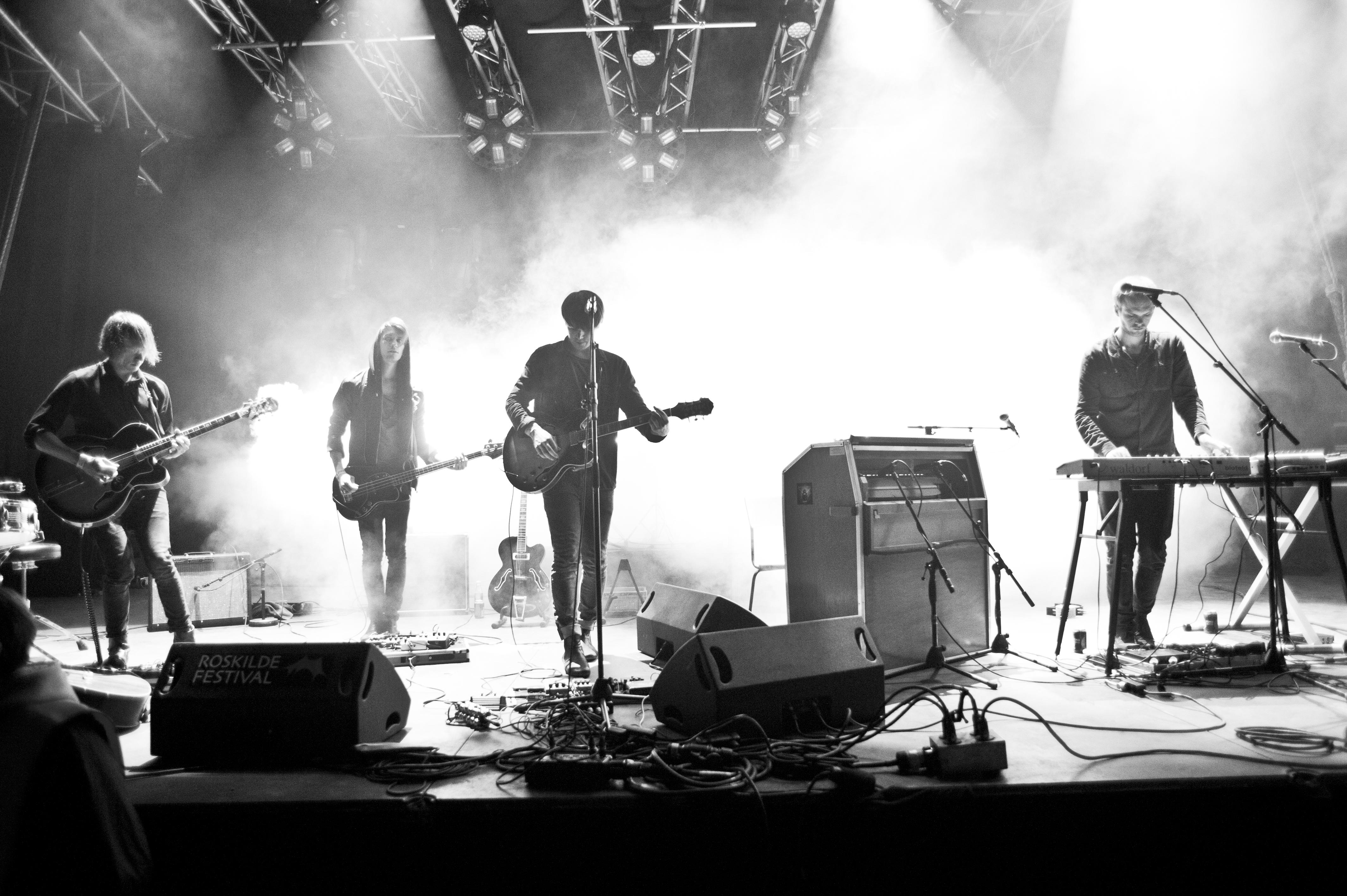 TBAL live beim Roskilde Festival 2013 in Dänemark. (Foto: Nils Laengner)