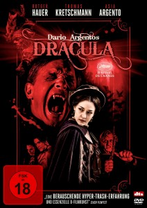 Dario Argentos Dracula Cover