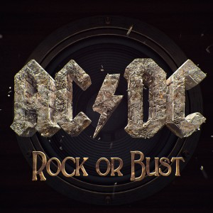 "CD-Cover ""Rock or Bust"" (Foto: Sony Music)"
