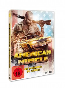 Cover American Muscle