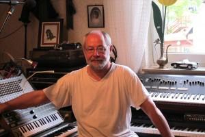 Keyboarder Dieter Kumpakischkis (Foto: privat)
