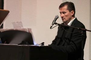 Pianist Olaf Westmeier konzipierte das Musikprogramm. (Foto: Björn Othlinghaus)