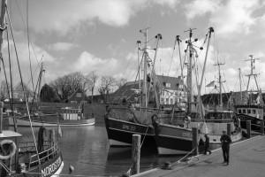 Hafen-Idylle wie vor 50 Jahren. (Foto: Björn Othlinghaus)