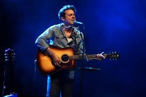 Joe Pug aus Austin, Texas lieferte hervorragendes Singer-Songwriter-Handwerk. (Foto: Björn Othlinghaus)