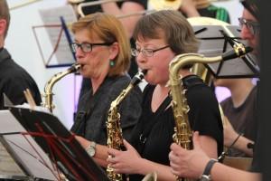 Das Fun-Orchester der Musikschule Volmetal gestaltete das Konzert ebenfalls mit. (Foto: Björn Othlinghaus)
