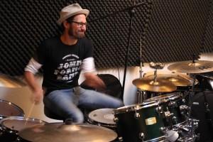 Daniel Hartkopf gibt den Rhythmus vor. (Foto: Björn Othlinghaus)