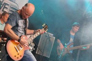 Radionative spielten ausschließlich eigene Songs. (Foto: Björn Othlinghaus)
