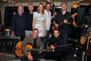 """""""The Swinging West Radio Show"""" präsentierte eine selten gespielte Mischung aus Swing und Country-and-Western-Music. (Foto: Björn Othlinghaus)"""