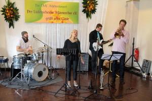 Jazz vom Feinsten präsentierte die Band der Music Store Musikschule in zwei Sets. (Foto: Björn Othlinghaus)