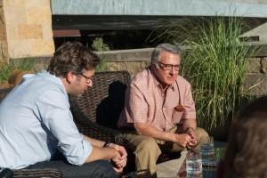 Auch Dustin Hoffman ist bei diesem Film ... anwesend. (Foto: Studiocanal)