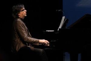 Hans Wanning am Piano. (Foto: Björn Othlinghaus)
