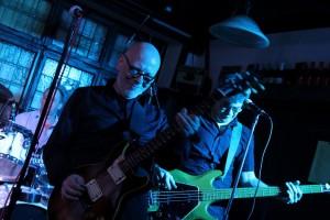 "Roger Kirchhoff (Gitarre) und Michael Pohlack (Bass) von ""Catfish Boobie"". (Foto: Björn Othlinghaus)(Foto: Björn Othlinghaus)"