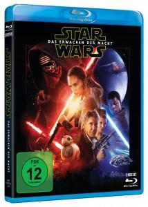 Cover Blu-ray Star Wars - Das Erwachen der Macht