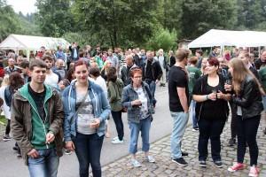 Mit rund 600 Besuchern stieß die letzten Ausgabe des Festivals auf große Resonanz. (Foto: Robin Brunsmeier)