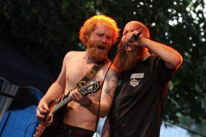 Fitches boten Blues- und Stoner-Rock der Extraklasse. (Foto: Björn Othlinghaus)