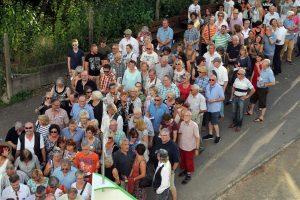 Rund 350 Jazzfans kamen zur Riverboat Shuffle. (Foto: Björn Othlinghaus)