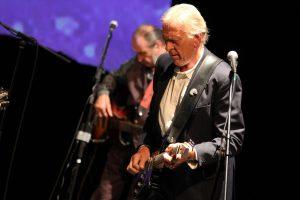 Gitarrist PJ Wright. (Foto: Björn Othlinghaus)