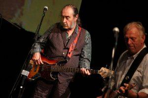 Bassist Pat Donaldson. (Foto: Björn Othlinghaus)