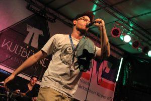 Hip Hop vom Feinsten boten Audible Life. (Foto: Björn Othlinghaus)