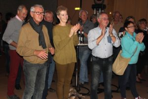 Das Publikum feierte bei beiden Bands begeistert mit. (Foto: Björn Othlinghaus)