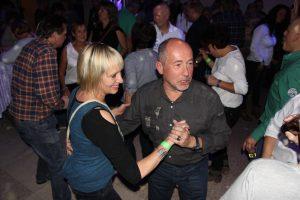 Wie einst im Old Forester wurde bei der Revival-Party viel getanzt. (Foto: Björn Othlinghaus)