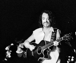 Mit den Spiritual Cowboys wagte Dave Stewart nach dem vorläufigen Ende der Eurythmics eine vollständige musikalische Neuorientierung. (Foto: Kerstin Stelter)