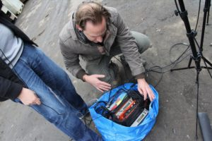 Zwei Sound-Devices gehören zur hochwertigen Ausrüstung. (Foto: Björn Othlinghaus)