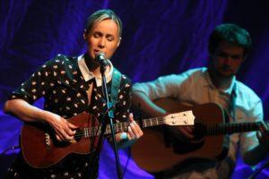 Heidi Talbot ist ebenso wie ihr Ehemann John McCusker eine Größe der schottischen Folk-Szene. (Foto: Björn Othlinghaus)