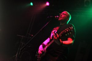 Gitarrist Jens Prillwitz. (Foto: Björn Othlinghaus)