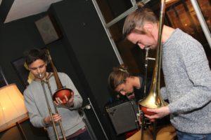 Improvisationsmusik und Free-Jazz waren bisher eher selten in der Bergstadt zu hören. (Foto: Björn Othlinghaus)