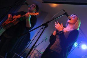 HonigMut sind für ihre eingängigen, deutschsprachigen Popsongs bekannt. (Foto: Björn Othlinghaus)