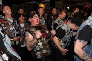 Beim feiern gaben die Fans wie immer 100 Prozent. (Foto: Björn Othlinghaus)