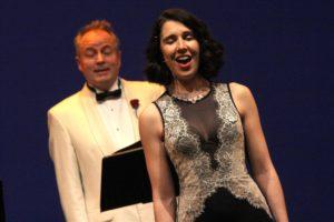 Sarah-Ann Cromwell von The London Quartet bestritt auch einige solistische Parts. (Foto: Björn Othlinghaus)