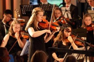 Das MJO ist ein im ganzen Märkischen Kreis oft und gerne gebuchtes Orchester. (Foto: Sebastian Sendlak/Märkischer Kreis)