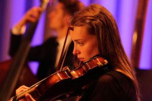 Viele junge heimische Musiktalente sind im Märkischen Jugendsinfonieorchester aktiv. (Foto: Sebastian Sendlak/Märkischer Kreis)