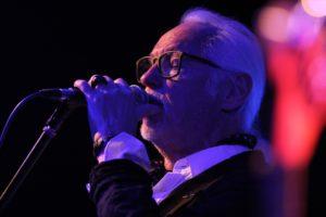 Richard Hagel, Frontmann der Pee Wee Bluesgang. (Foto: Björn Othlinghaus)