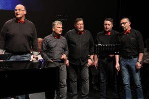 Einige Mitglieder von Chorpacabana. (Foto: Björn Othlinghaus)