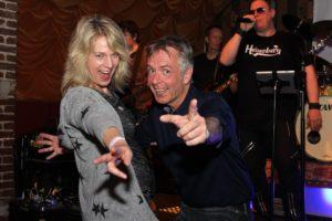 Spaß mit Classic Rock und der Band Five Minutes Left gab es im Eigenart. (Foto: Björn Othlinghaus)