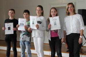 Die Gewinner des Zepp-Fotowettbewerbs. (Foto: Björn Othlinghaus)