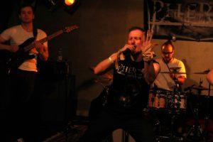 Die Lüdenscheider Band Pherese hatte die komplette Veranstaltung auf die Beine gestellt. (Foto: Björn Othlinghaus)