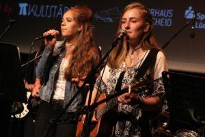 Musikerinnen des Bergstadt-Gymnasiums. (Foto: Björn Othlinghaus)