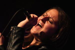 Sängerin Pia Hilscher. (Foto: Björn Othlinghaus)