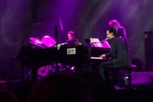 Am Klavier nahm Nick Cave eher selten Platz. (Foto: Björn Othlinghaus)