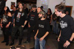 Die Metal-Fans hatten Spaß. (Foto: Björn Othlinghaus)