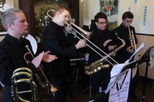 Die Band spielte am 1. Oktober 2017 in der Lüdenscheider Gaststätte Bräker auf. (Foto: Björn Othlinghaus)