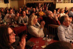 Das Publikum zeigte sich sehr angetan vom Stück. (Foto: Björn Othlinghaus)