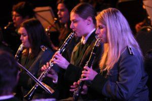 Musikerinnen des Versetaler Musikzuges. (Foto: Björn Othlinghaus)