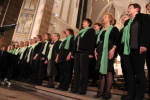 Sängerinnen des Frauenchores Cantabile. (Foto: Björn Othlinghaus)