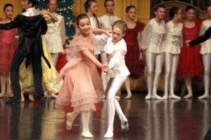 Nach fast 10 Jahren Balletterfahrung ist Oliver König längst Profi. (Foto: Björn Othlinghaus)